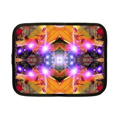 Abstract Flower Netbook Sleeve (small)