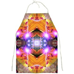 Abstract Flower Apron