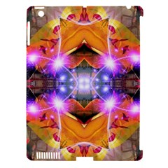 Abstract Flower Apple Ipad 3/4 Hardshell Case (compatible With Smart Cover)