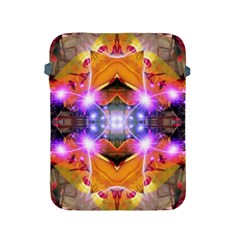 Abstract Flower Apple Ipad Protective Sleeve