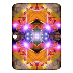Abstract Flower Samsung Galaxy Tab 3 (10 1 ) P5200 Hardshell Case