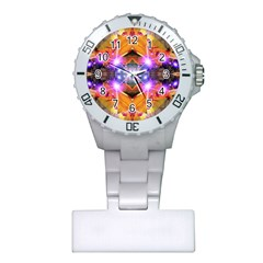 Abstract Flower Nurses Watch