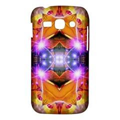 Abstract Flower Samsung Galaxy Ace 3 S7272 Hardshell Case