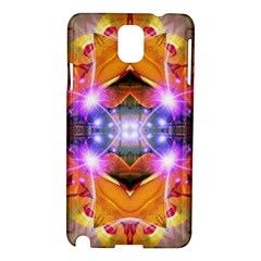 Abstract Flower Samsung Galaxy Note 3 N9005 Hardshell Case