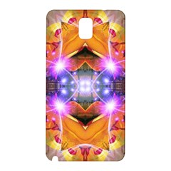 Abstract Flower Samsung Galaxy Note 3 N9005 Hardshell Back Case