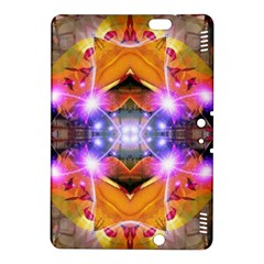 Abstract Flower Kindle Fire HDX 8.9  Hardshell Case