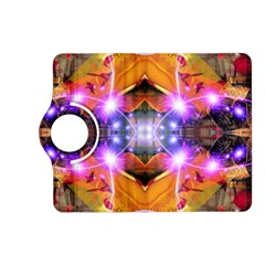 Abstract Flower Kindle Fire HD (2013) Flip 360 Case