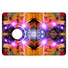 Abstract Flower Kindle Fire HDX Flip 360 Case