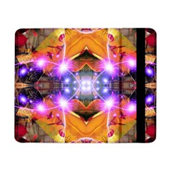 Abstract Flower Samsung Galaxy Tab Pro 8 4  Flip Case