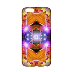 Abstract Flower Apple iPhone 6 Hardshell Case