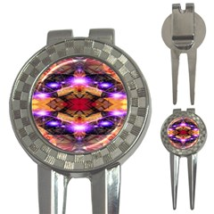 Third Eye Golf Pitchfork & Ball Marker