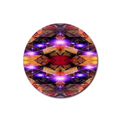 Third Eye Drink Coaster (round)