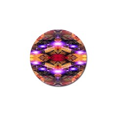 Third Eye Golf Ball Marker
