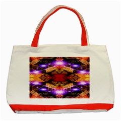 Third Eye Classic Tote Bag (Red)