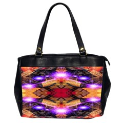 Third Eye Oversize Office Handbag (two Sides)
