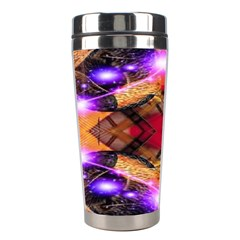 Third Eye Stainless Steel Travel Tumbler