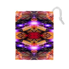 Third Eye Drawstring Pouch (Large)