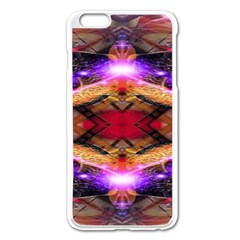Third Eye Apple iPhone 6 Plus Enamel White Case