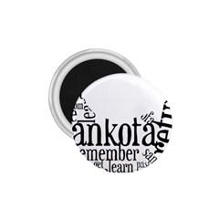 Sankofashirt 1 75  Button Magnet