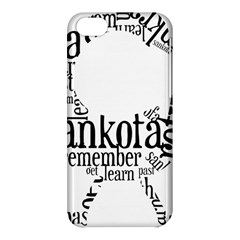 Sankofashirt Apple iPhone 5C Hardshell Case