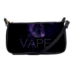 Vape Purple Smoke  Evening Bag