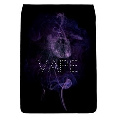 Vape Purple Smoke  Removable Flap Cover (Large)