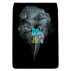 Vape Life Clouds  Removable Flap Cover (large)
