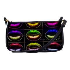 Sassy Lips  Evening Bag
