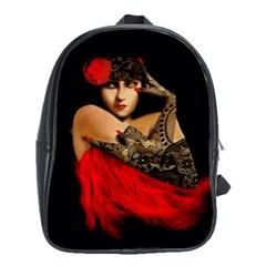 Beautiful You  School Bag (xl)