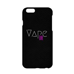 Vape Life Black Apple Iphone 6 Hardshell Case