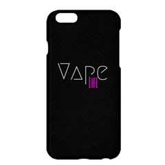 Vape Life Black Apple Iphone 6 Plus Hardshell Case