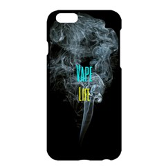Vape Life Clouds  Apple Iphone 6 Plus Hardshell Case