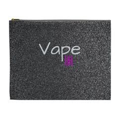 Vape Life  Cosmetic Bag (xl)