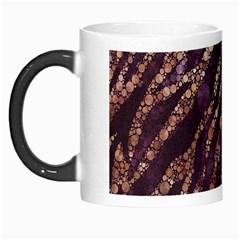 Lavender Gold Zebra  Morph Mug