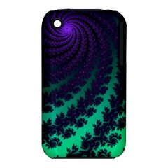 Sssssssfractal Apple iPhone 3G/3GS Hardshell Case (PC+Silicone)