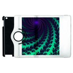 Sssssssfractal Apple iPad 2 Flip 360 Case