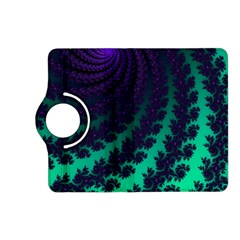 Sssssssfractal Kindle Fire HD (2013) Flip 360 Case