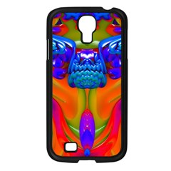 Lava Creature Samsung Galaxy S4 I9500/ I9505 Case (black)