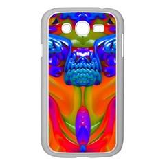 Lava Creature Samsung Galaxy Grand Duos I9082 Case (white)