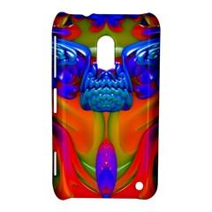 Lava Creature Nokia Lumia 620 Hardshell Case