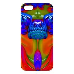 Lava Creature Iphone 5s Premium Hardshell Case