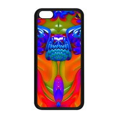 Lava Creature Apple iPhone 5C Seamless Case (Black)