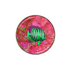 Fish Golf Ball Marker 10 Pack (for Hat Clip)