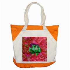 Fish Accent Tote Bag