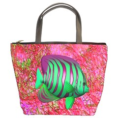 Fish Bucket Handbag