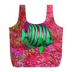 Fish Reusable Bag (l)