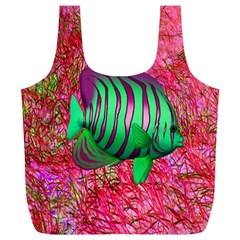 Fish Reusable Bag (xl)