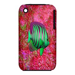 Fish Apple iPhone 3G/3GS Hardshell Case (PC+Silicone)