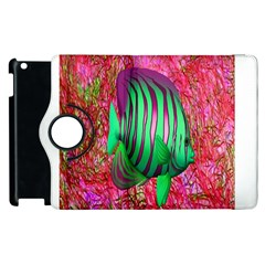 Fish Apple iPad 2 Flip 360 Case