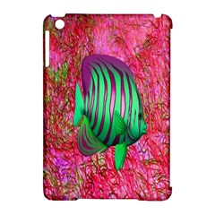Fish Apple Ipad Mini Hardshell Case (compatible With Smart Cover)